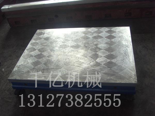 千亿生产铸铁检验平台